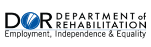 Department of Rehabilitation logo