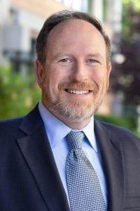 Image of CHHS Secretary, Michael Wilkening, smiling.