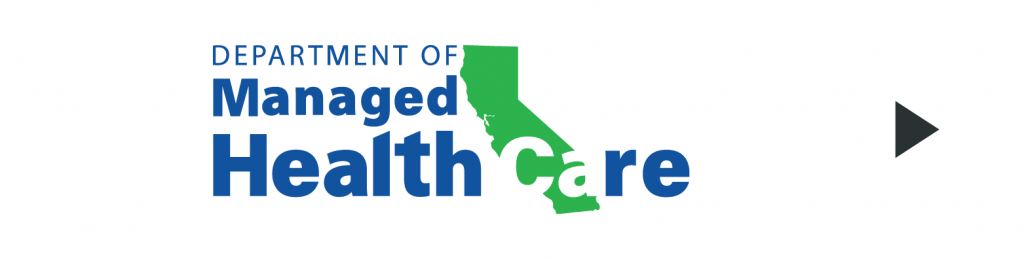 Department of Managed Health Care Logo