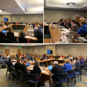 LTSS Subcommittee Meeting, October 28, 2019
