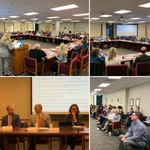Stakeholder Advisory Committee meeting, November 4, 2019