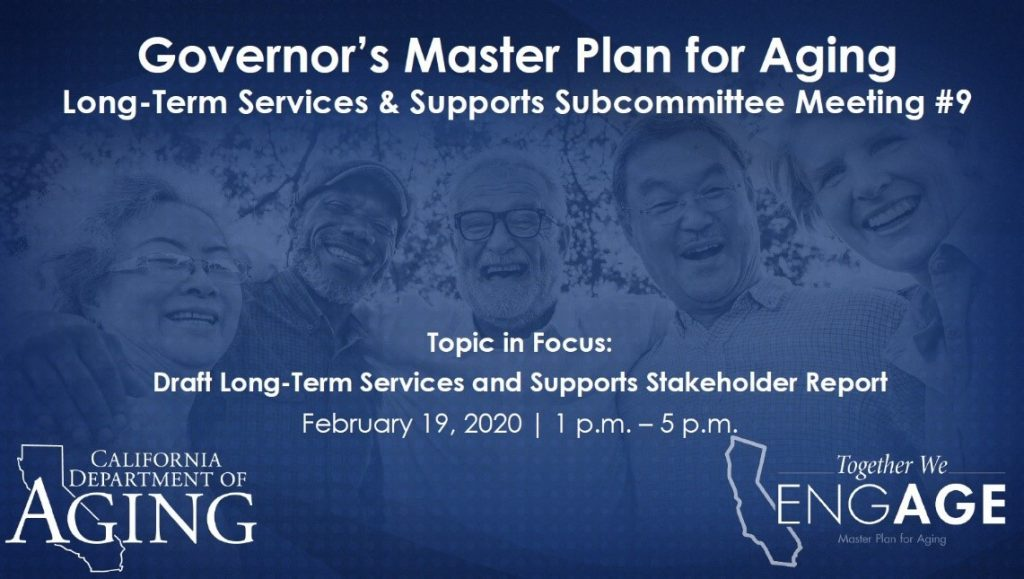 Long-Term Services and Supports (LTSS) Subcommittee Meeting #9 video thumbnail